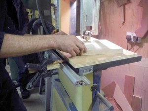 05 Cutting Base with circle jig